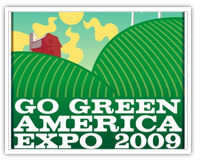 go green america expo 2009