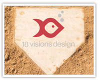 18 visions design whiffleball team