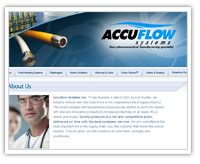 accuflow systems web site