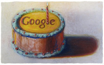 happy bday google