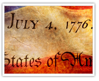 happy july 4th from 18 visions design