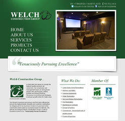 Welch Construction Group