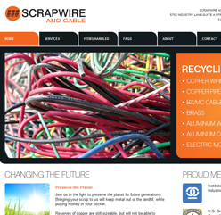 Scrapwire and Cable